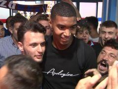 Gece Saatlerinde Trabzon'a Gelen Portekizli Yeni Transfer
