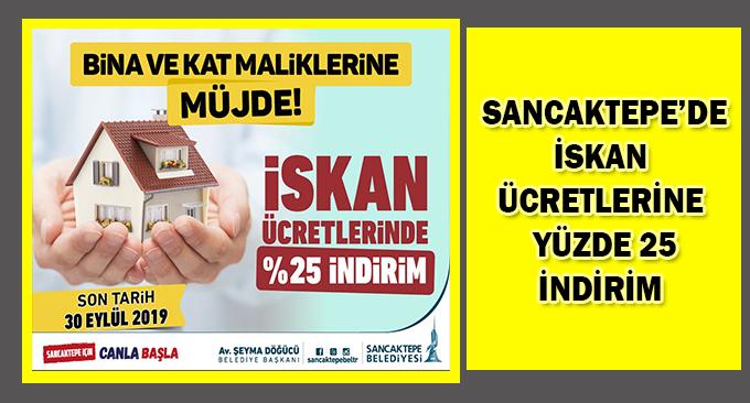 Sancaktepe Belediyesinden devrim gibi bir hareket daha!