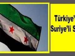 Türkiyedeki Suriyeli Sayısı  (Ağustos 2019)