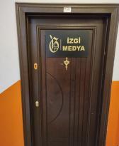 İZGİ MEDYA Yeni Yönetim Ofisine Taşındı