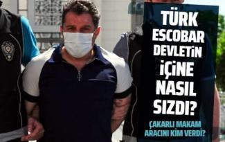 Eski Sultanbeyli ilçe Emniyet Müdürü makam aracını Uyuşturucu Baronu Nejat Daş'a vermiş