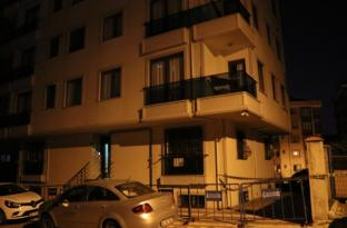 Samandıra'da çökme riski bulunan bina boşaltıldı