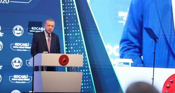 Cumhurbaşkanı Recep Tayyip Erdoğan toplu açılış törenine katıldı