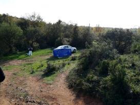 Tuzla da ormanlık alanda erkek cesedi bulundu